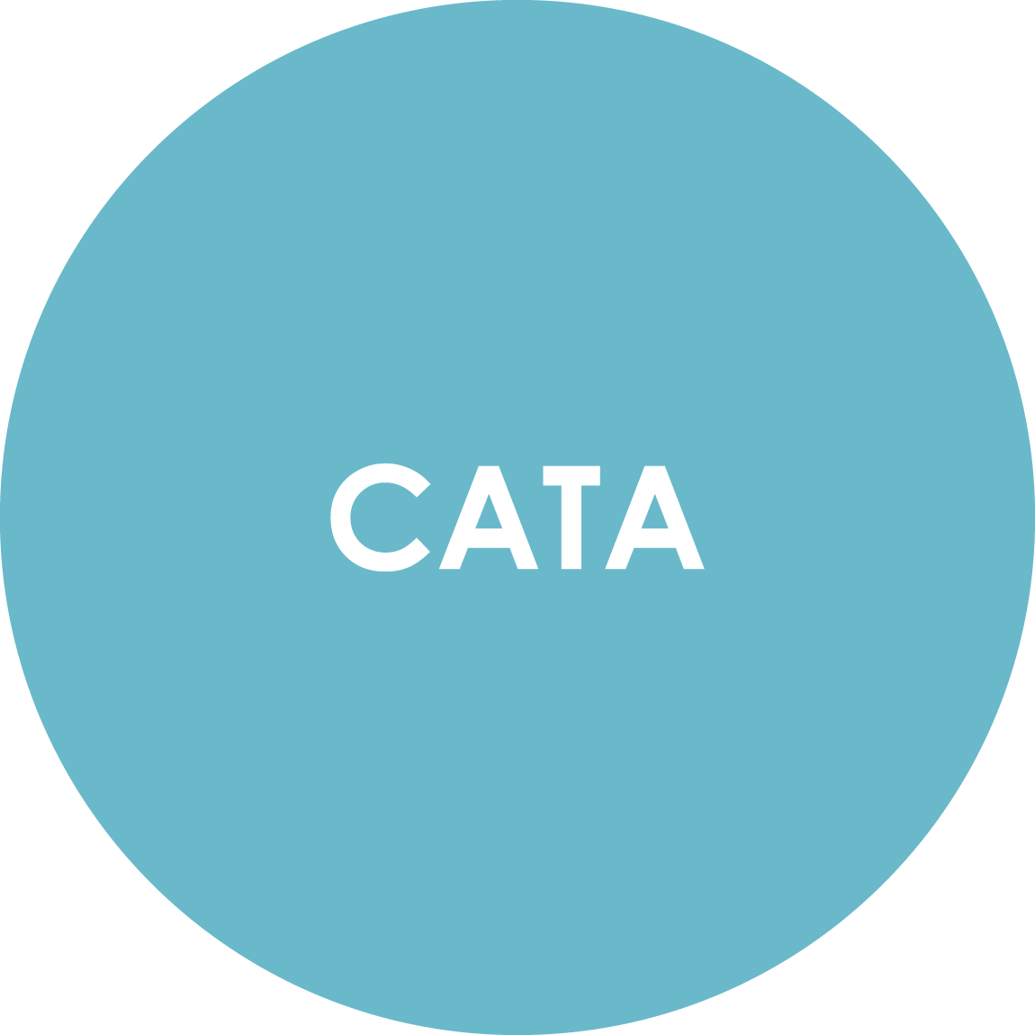 Cata Bubble Text